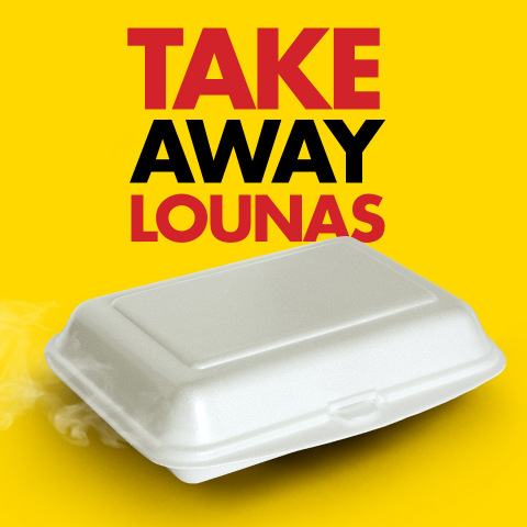 take away lounas